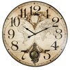 Castleton Home 58cm Map Wall Clock