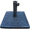 Oakland Living Cast Polyresin Free-Standing Umbrella Stand