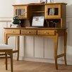 dCor design Mezzanego Writing Desk with Closet