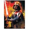 Castleton Home Paneel Star Wars - Darth Vader, Grafikdruck