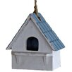 Castleton Home Tiled Roof Hanging Bird House