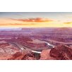 Marmont Hill Amazing Canyon Photographic Print Wrapped on Canvas