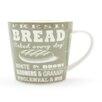 ECP Design Ltd Sunny Days Bread Mug (Set of 6)