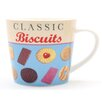 ECP Design Ltd Biscuits Porcelain Mug (Set of 6)