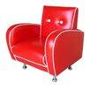 Zoomie Kids Alivia Kids Club Chair