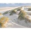 DEInternationalGraphics Les Dunes-Pastel by Georges-Félix Cohen Painting Print