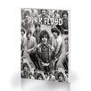 Art Group Pink Floyd - Piper Vintage Advertisement Canvas Wall Art
