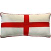 Woven Magic Saint George's Cross Scatter Cushion
