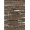 The European Warehouse Impression Dark Beige Area Rug