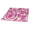 Rugstack Picasso Pink Area Rug