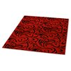 Rugstack Vogue Red Area Rug