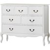 Lily Manor Lemaire 6 Drawer Chest of Drawers