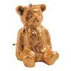 Paper Maché Bear Ornament (Set of 6)
