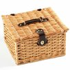 Greenfield Dorchester Willow Picnic Hamper for Two People