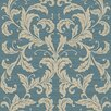 Galerie Home Vintage Damask 10m L x 53cm W Floral and Botanical Roll Wallpaper
