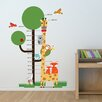 Walplus Animal Measurement Wall Sticker