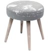 House Additions Nailon Decorative Stool