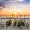 Pro-Art Glasbild Lonely Dune, Fotodruck