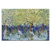 Artist Lane 'Dance in the Woods' by Catherine Fitzgerald Art Print on Wrapped Canvas