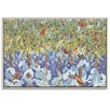 Artist Lane 'The Orchard Visitors' by Catherine Fitzgerald Framed Art Print on Wrapped Canvas