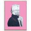 Artist Lane 'Bravado' by Steve Leadbeater Framed Graphic Art Wrapped on Canvas