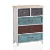 Geese Wooden 5 Drawer Chest