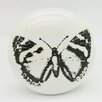 G Decor Butterfly Mushroom Knob (Set of 2)