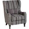 Home Loft Concept Sherbone Fireside Wingback Chair