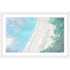 Parvez Taj Coastal Sand Art Print