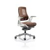 Dynamic Office Seating Zure High-Back Mesh Executive Chair with Arms