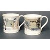 Just Mugs Devon 6 Piece Darwin Botanicals Mug Set