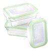 Glasslock 3-tlg. Frischhaltedosen-Set
