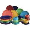 Creatable 30-tlg. Kombiservice Top Colours, für 6 Personnen