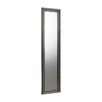 All Home Lubon Pewter Dress Mirror