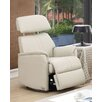 Hyde Line Furniture Padua Leather Layflat Recliner Chair