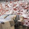 Artgeist Her Highness the Brick 2.8m x 400cm Wallpaper