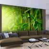 Artgeist Bamboo Jungle 3.09m x 400cm Wallpaper