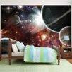 Artgeist Walk in Space 280cm x 400cm Wallpaper