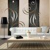 Artgeist Romantic Duet 280cm x 400cm Wallpaper