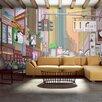 Artgeist Rush Hour in New York 2.70m x 550cm Wallpaper
