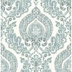 NuWallpaper Kensington 5.5m L x 52cm W Damask Roll Wallpaper