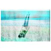 Oliver Gal 'Water to Clear My Mind' Graphic Art on Wrapped Canvas