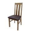 Homestead Living Marley Solid Oak Upholstered Dining Chair (Set of 2)