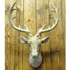 Geko Products Sparkle Stags Head Wall Décor