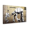 Urban Designs I am your Father by Banksy Graphic Art