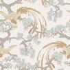 Boråstapeter Graceful Living 10.05m L x 53cm W Roll Wallpaper