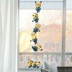 Imagicom 2 Piece Minion Chain Window Sticker Set