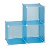 Honey Can Do Modular Toy Storage Cube (Set of 3)
