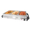 Benross Quest Buffet Server with 3 Sections