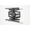 """Alphason Multi Action TV Bracket for Curved TV Articulating Universal Wall Mount for 32""""-65"""" Flat Panel Screens"""
